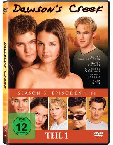 Dawson's Creek Season 3.1 (3 DVDs)
