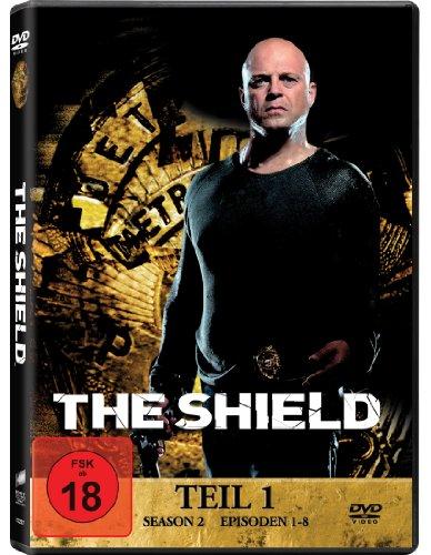 The Shield Season 2.1 (2 DVDs)