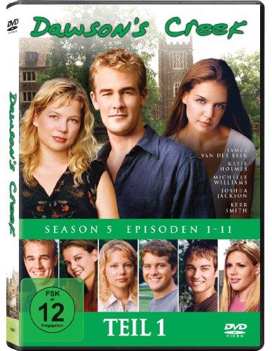 Dawson's Creek Season 5.1 (3 DVDs)