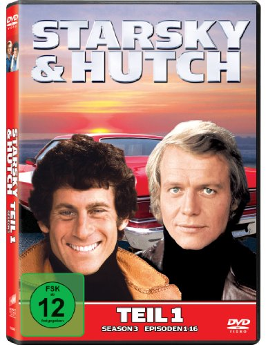Starsky & Hutch Season 3.1 (3 DVDs)