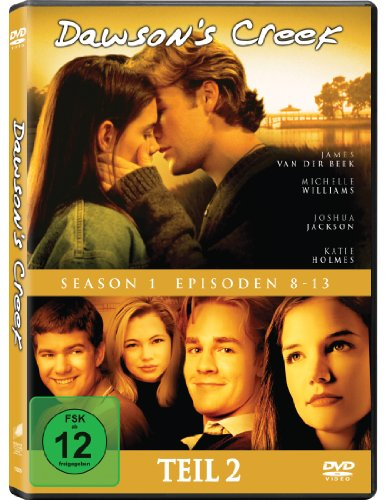 Dawson's Creek Season 1.2 (2 DVDs)
