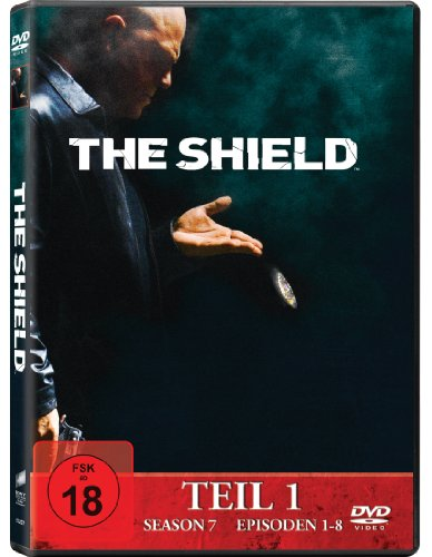 The Shield Season 7.1 (2 DVDs)