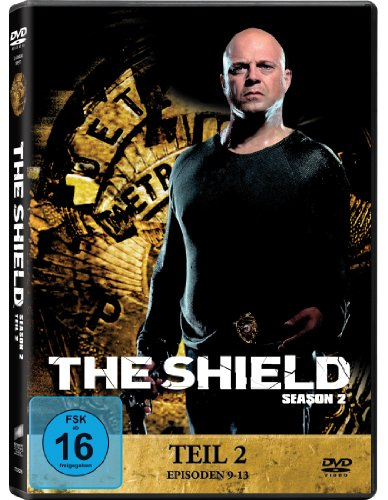 The Shield Season 2.2 (2 DVDs)