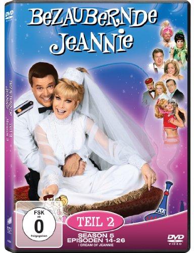 Bezaubernde Jeannie Season 5.2 (2 DVDs)
