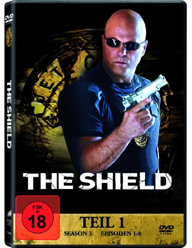 The Shield Season 3.1 (2 DVDs)