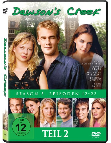 Dawson's Creek Season 5.2 (3 DVDs)