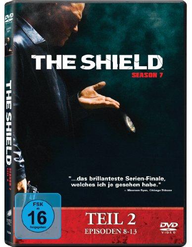 The Shield Season 7.2 (2 DVDs)