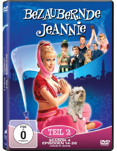 Bezaubernde Jeannie Season 4.2 (2 DVDs)