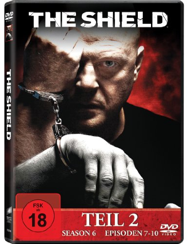 The Shield Season 6.2 (2 DVDs)
