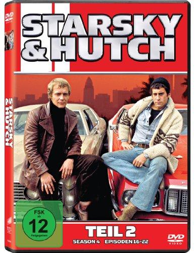 Starsky & Hutch Season 4.2 (2 DVDs)