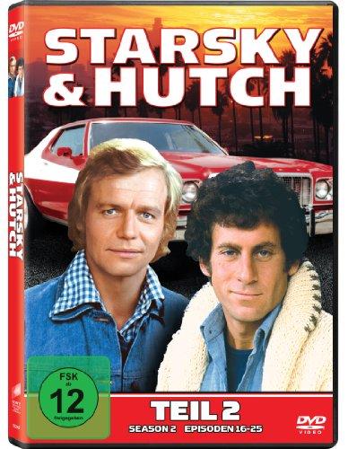 Starsky & Hutch Season 2.2 (2 DVDs)