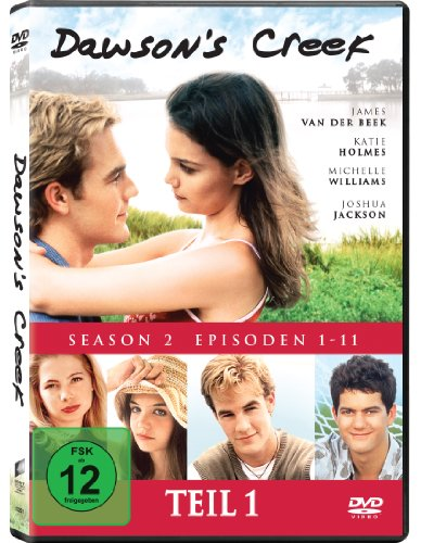 Dawson's Creek Season 2.1 (3 DVDs)