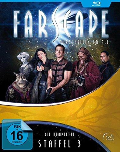 Farscape Staffel 3 [Blu-ray]