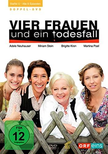 Vier Frauen und ein Todesfall Staffel 5 (2 DVDs)