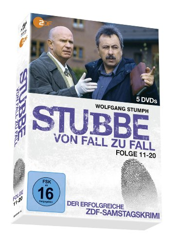 Stubbe - Von Fall zu Fall Folge 11-20 (5 DVDs)
