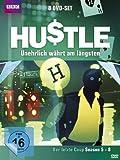 Hustle - Unehrlich währt am längsten: Der große Coup (Staffel 5-8) (8 DVDs)