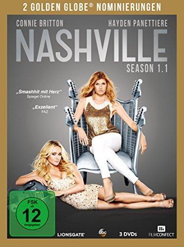 Nashville Staffel 1.1 (3 DVDs)