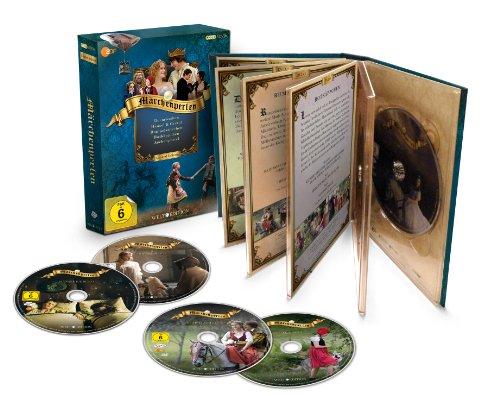 Märchenperlen WELT-Edition (Limited Edition) (5 DVDs)
