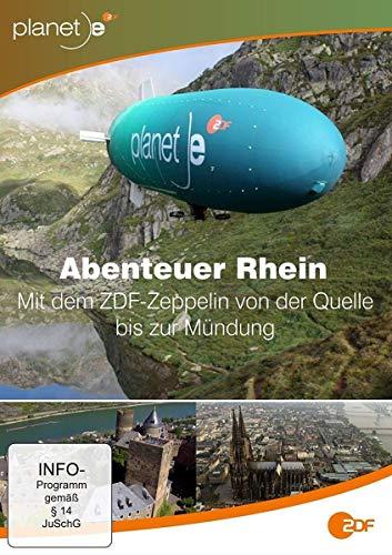 Abenteuer Rhein - Mit dem ZDF-Zeppelin von der Quelle bis zur Mündung