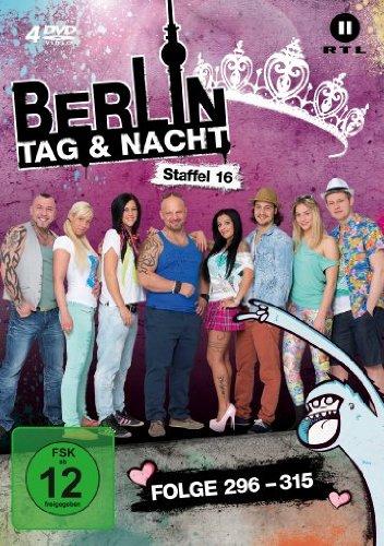 Berlin - Tag & Nacht, Vol. 16: Folgen 296-315 (4 DVDs)