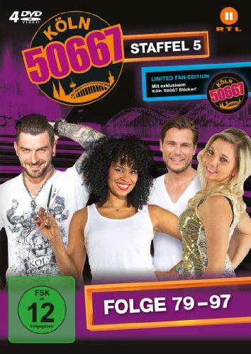 Köln 50667, Vol. 5: Folge 79-97 (Fan Edition) (4 DVDs)