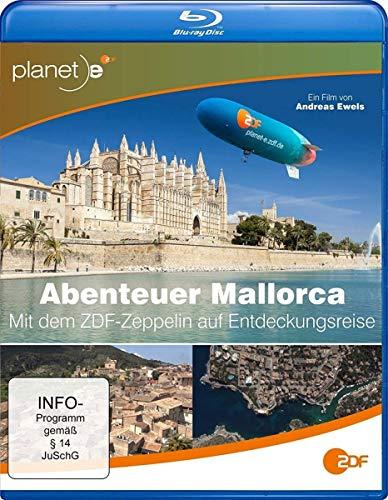 Abenteuer Mallorca - Mit dem ZDF-Zeppelin von der Quelle bis zur Mündung [Blu-ray]