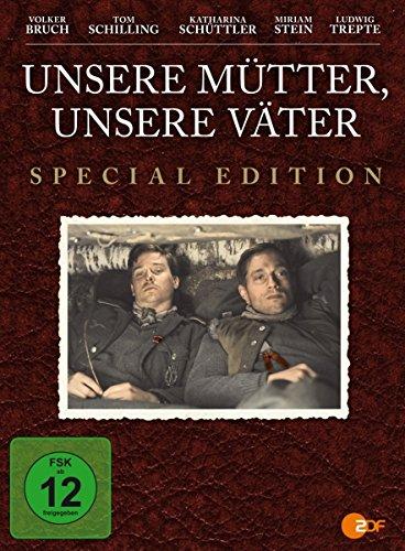 Unsere Mütter, unsere Väter (Special Edition) (3 DVDs)