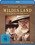 Wildes Land - Return to Lonesome Dove - Teil 1-4 [Blu-ray]