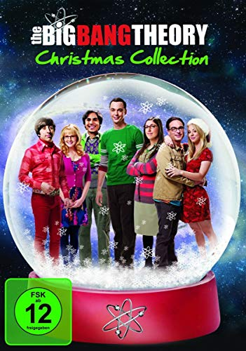 The Big Bang Theory Christmas Collection