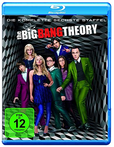 The Big Bang Theory Staffel 6 [Blu-ray]