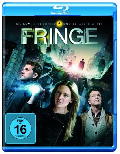 Fringe - Grenzfälle des FBI: Staffel 5 [Blu-ray]