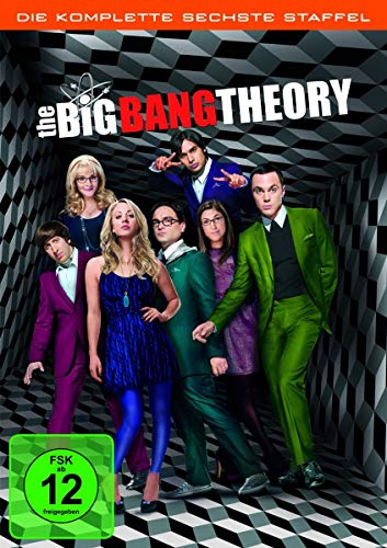 The Big Bang Theory Staffel  6 (3 DVDs)