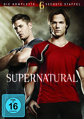 Supernatural Staffel  6 (6 DVDs)