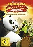 Kung Fu Panda - Legenden mit Fell und Fu, Vol. 1: Die neuen Abenteuer von Po