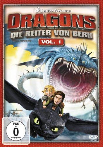 Dragons Die Reiter von Berk, Vol. 1