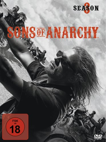 Sons of Anarchy Staffel 3 (4 DVDs)