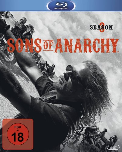 Sons of Anarchy Staffel 3 [Blu-ray]