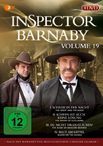 Inspector Barnaby, Vol.19 (4 DVDs)