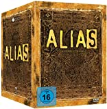 Alias - Complete Collection, Staffel 1-5 (29 DVDs)