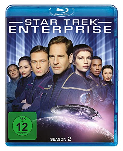 Star Trek - Enterprise: Season 2 (Collector's Edition) [Blu-ray]