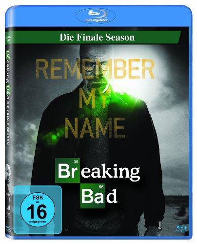 Breaking Bad Season 5, Teil 2 [Blu-ray]