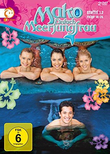 Mako - Einfach Meerjungfrau: Staffel 1.2 (2 DVDs)