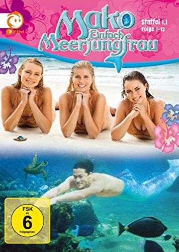 Mako - Einfach Meerjungfrau: Staffel 1.1 (2 DVDs)