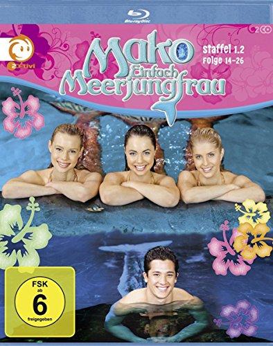 Mako - Einfach Meerjungfrau: Staffel 1.2/Folge 14-26 [Blu-ray]