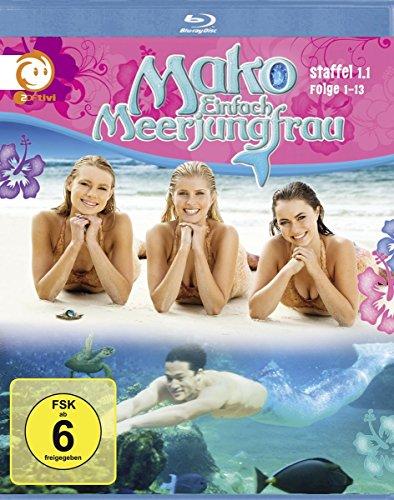 Mako - Einfach Meerjungfrau: Staffel 1.1/Folge 1-13 [Blu-ray]