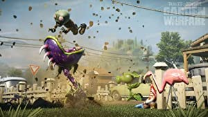 Screenshot: Plants vs. Zombies Garden Warfare