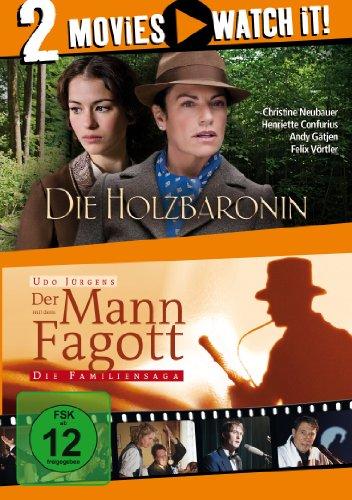 Die Holzbaronin/Der Mann mit dem Fagott (2 DVDs)