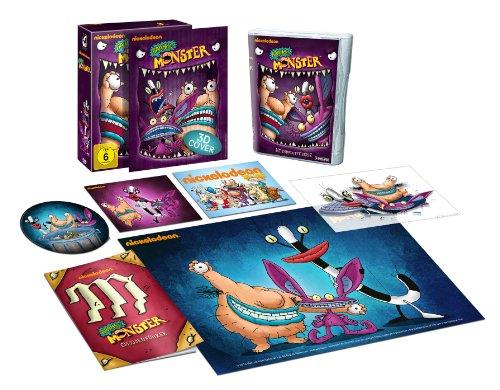 Aaahh!!! Monster Die komplette Serie (8 DVDs)