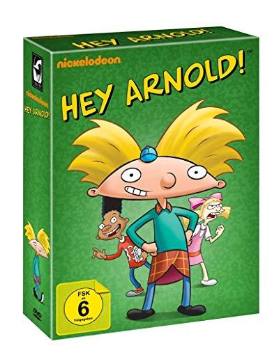 Hey Arnold! Die komplette Serie (12 DVDs)