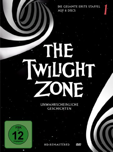 The Twilight Zone Staffel 1 (6 DVDs)